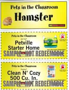 Pet Supermarket Hamster Coupons