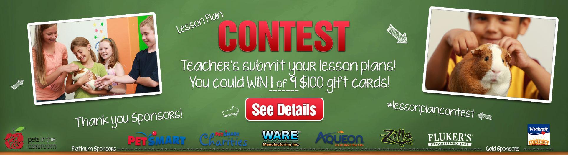 Lesson Plan Contest