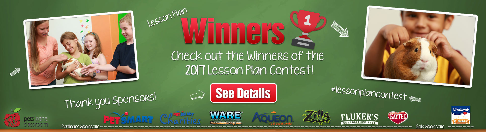 2017 Lesson Plan Contest Winners