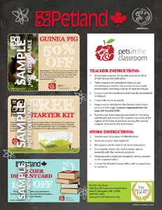 Petland Guinea Pig Coupon