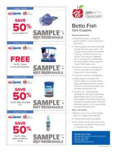 petsmart grant coupon samples education grants