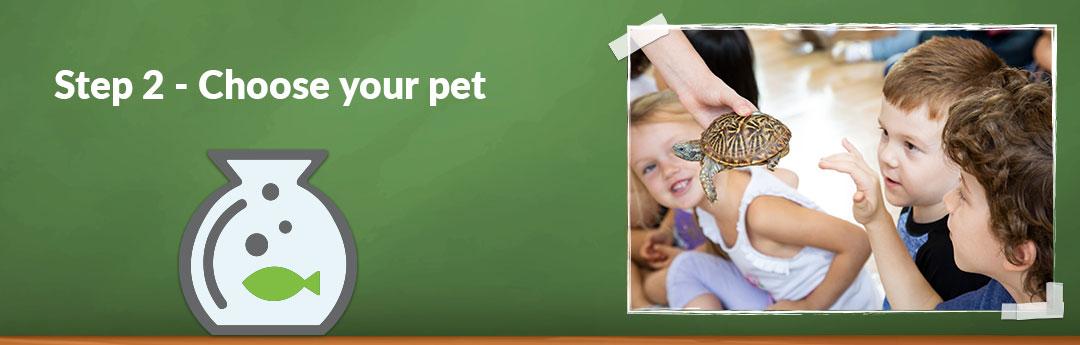 Choose your pet?
