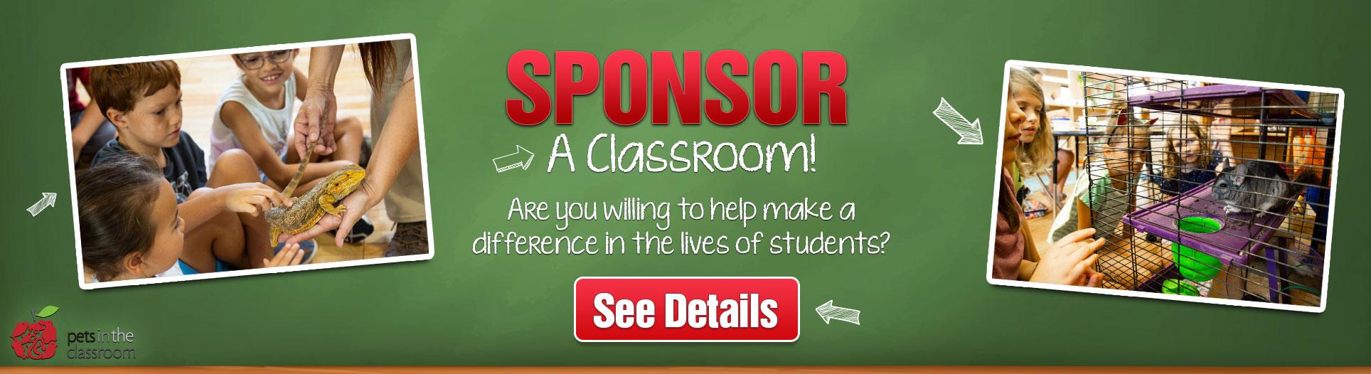 Sponsor a Classroom
