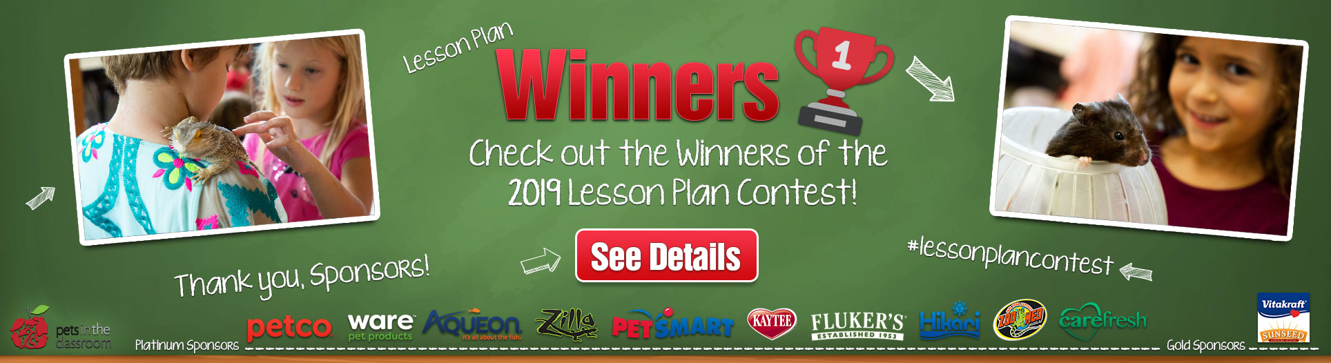 Lesson Plan Contest Winners 2019