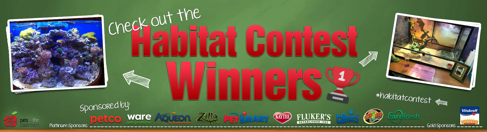 Habitat Contest Winners 2019